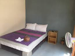 Small Bedroom Air Conditioning Basic Double Room S1 Lanta Complex