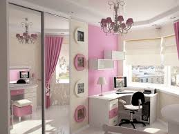 10 gorgeous girls bedroom ideas for trends 2017 interior decorating girls bedroom ideas with white pink furniture idea also corner workspace table as well