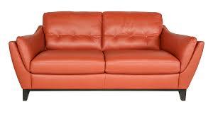 Leather Sofa Sleeper Sectional by Sofas Center Orange Leather Sofa Sleeper And Chair Designsorange