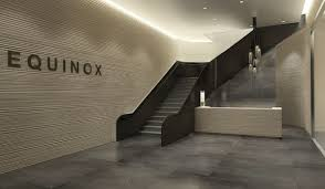 equinox gyms to open 75 hotels worldwide equinox lobbies and gym