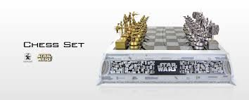 star wars chess sets gentle giant star wars chess set clone wars statues r2 d2 the