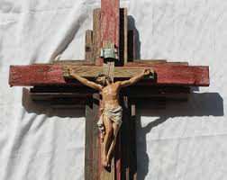 wall crucifixes for sale large wall crucifix etsy
