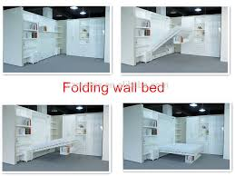 hidden wall bed with foldable bed design folding wall bed murphy