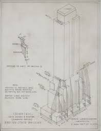 architectural plans for sale rare architectural drawings for sale the empire state building
