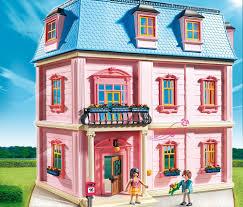 Mobiles Haus Kaufen Playmobil 5303 Romantisches Puppenhaus Amazon De Spielzeug