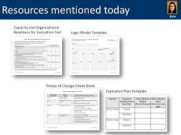 do it yourself logic models examples templates and checklists