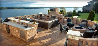 walls outdoor living kits pavers u0026 hardscape products