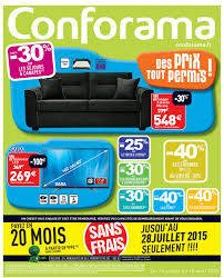 Grand Tapis Conforama by Conforama Catalogue 15juillet 18aout2015 By Promocatalogues Com