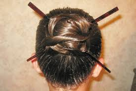 chopsticks for hair princess piggies chopsticks aren t just for with anymore