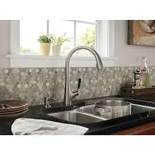 shop anatolia tile silver creek polished natural stone mosaic
