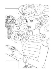 barbie coloring book with animation colorwithfuncom barbie