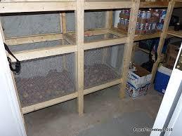 etagere pour chambre froide construire chambre froide étagères et tablettes de rangement plan