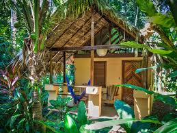 caribe town hotel paradise pool beach private jungle bungalow