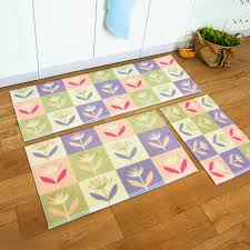 Water Absorbing Carpet by Entrance Hall Foot Mat Bathroom Kitchen Long Strip Water Absorbing