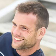 thin hairline men hairstyles for men with receding hairline and