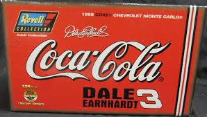 si鑒e coca cola revell collection dale earnhardt 3 gm coca cola 1 24 mib 拍品信息