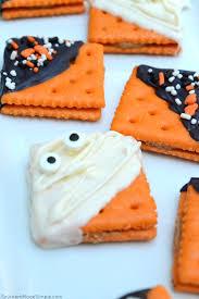 5 minute sweet u0026 salty halloween cookies southern made simple