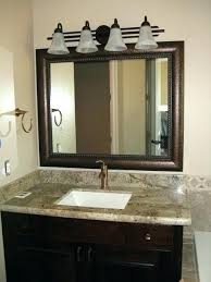 diy bathroom mirror frame ideas frame bathroom mirror fujifilmshorts