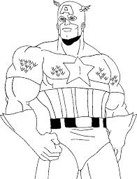 captain america hero coloring art u0026 coloring pages