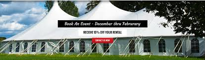 tents for rent tents tables and chairs rental company j and j tent and party
