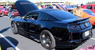 Blacked Out 2013 Mustang Vicious Custom Built 700hp Mustang Shelby Gt500 Cars