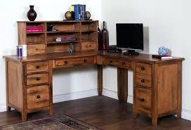 Corner L Shaped Desk Office Furniture L Shaped Desk Home Captivating Corner Space Of