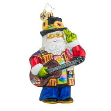christopher radko ornaments radko a claus for peace woodstock