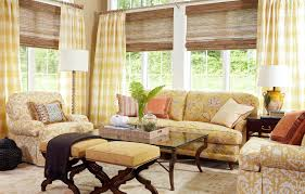 Sun Porch Curtains Sheer White Curtains Family Room Traditional With None