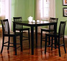 furniture cute bar height dining table set room design ideas