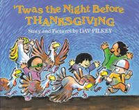 twas the before thanksgiving lesson plan scholastic