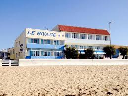 chambres d hotes chatelaillon hôtel le rivage châtelaillon plage