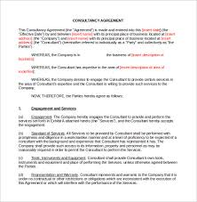 marketing consulting agreement 3 marketing consulting and