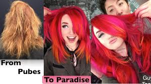 red hair female pubes from pubes to paradise youtube