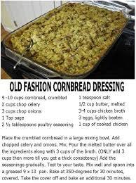southern cornbread dressing recipe southern cornbread dressing
