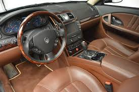 maserati granturismo interior 2013 maserati quattroporte s stock m1801a for sale near westport