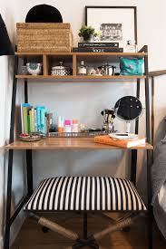 How To Organize A Small Desk by Game Changing Small Apartment Organization Tips