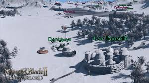 mount and blade map mount and blade bannerlord visual map changes seasons