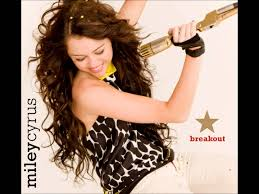 miley cyrus breakout audio youtube