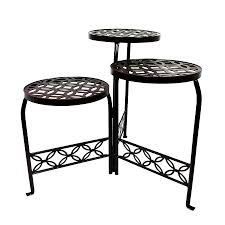 Wooden Patio Plant Stands by Plant Stand Frightening Tiered Garden Plant Stands Photos Design