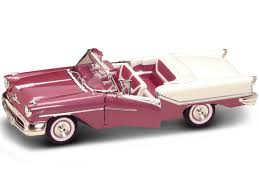 oldsmobile amazon com yat ming scale 1 18 1957 oldsmobile super 88 toys