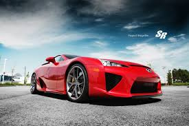 lexus dealership vancouver canada lexus lfa 022 in vancouver bc with sr wheels toyota nation