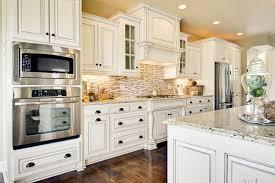 antique white farmhouse kitchen cabinets antique white kitchen cabinets you ll in 2021 visualhunt