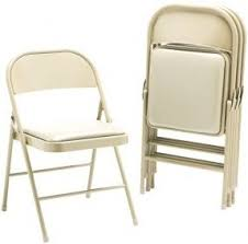 Metal Folding Chair Covers Padded Folding Chairs Foter