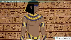 egyptian social structure from slaves to pharaoh video u0026 lesson