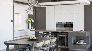 this kitchen features a fully equipped working scullery tucked out