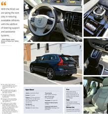 volvo sports cars car review new volvo xc60 basically drives itself u2013 caribbean