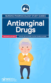 antianginal drugs pharmacology and nclex