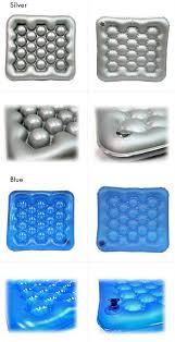 air water inflatable seat cushion for maternity wheelchair
