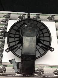 lexus rx330 heater not working ac blower motor