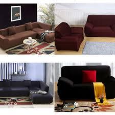housse canapé extensible 4 places résilient housse canapé couverture taie 1 4 place fauteuil